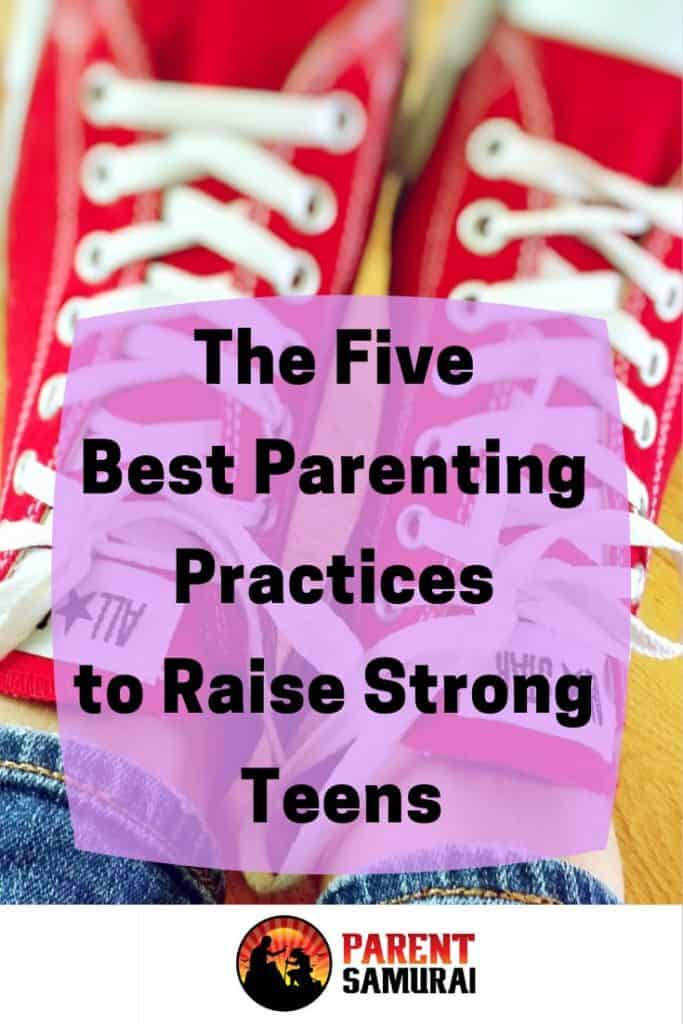 Raising strong teens