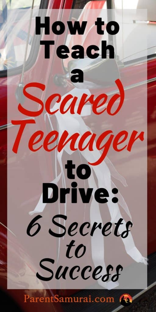How to Teach a Scared Teenager to Drive